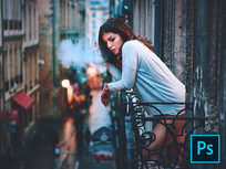Photoshop Cinematic Photography Effects - Product Image