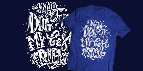 How to Create a Text-Based T-Shirt Design - Product Image