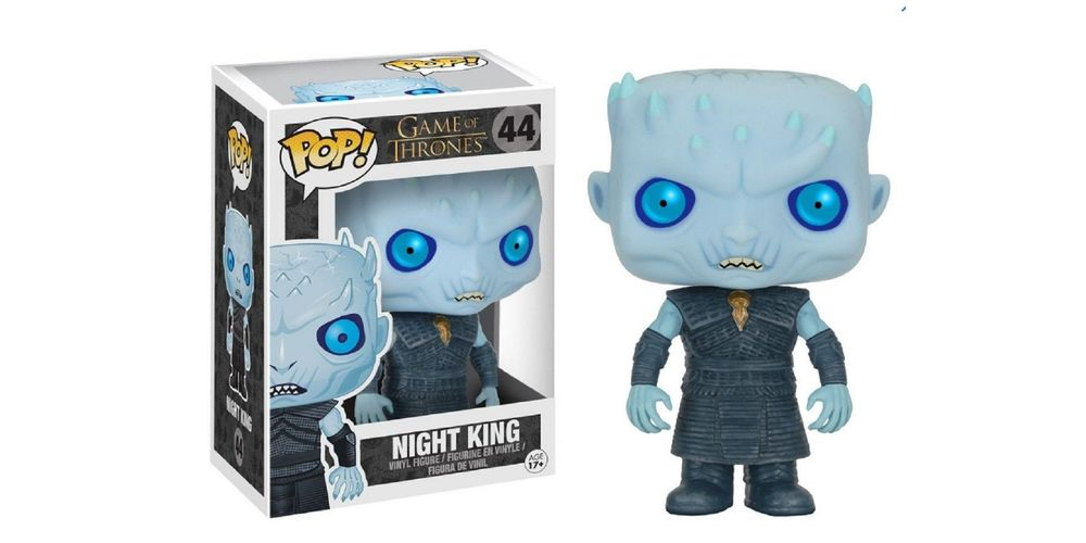 Funko POP – Game of Thrones – Night King – Vinyl Collectible Figure, on sale for $14.94 (9% off)