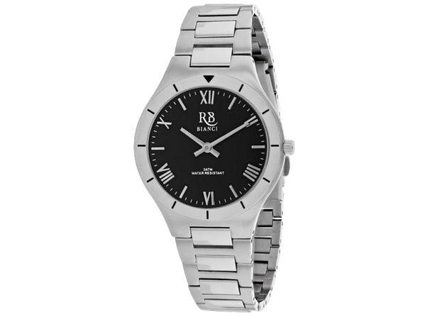 Roberto Bianci Women's Eterno Black Dial Watch - RB0412