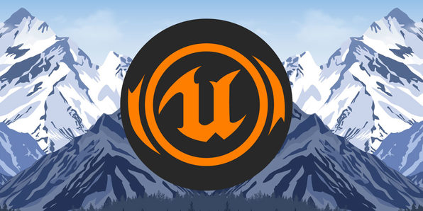 Learn to Code By Building 6 Games In The Unreal Engine - Product Image