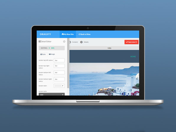 Dragify HTML + WordPress Website Building Contractor Bundle