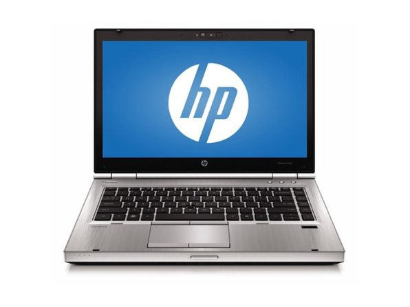 "HP EliteBook 8460P 14"" Laptop, 2.3GHz Intel i7 Dual Core Gen 2, 4GB RAM, 500GB SATA HD, Windows 10 Home 64 Bit (Grade B)"