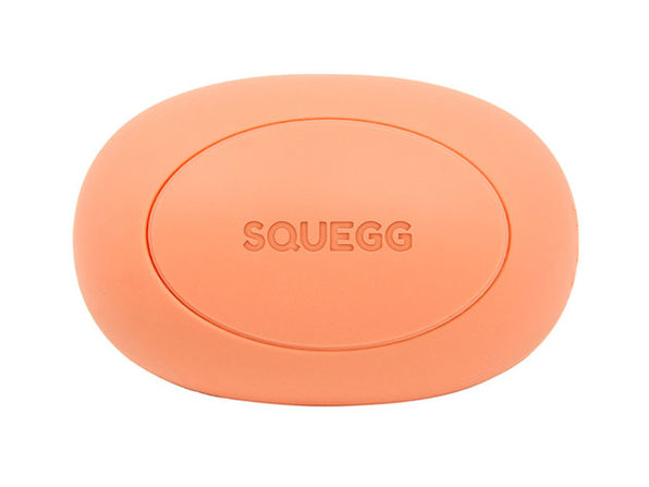SQUEGG™ Smart Squeeze Ball & Grip Strengthener (Coral/2-Pack)