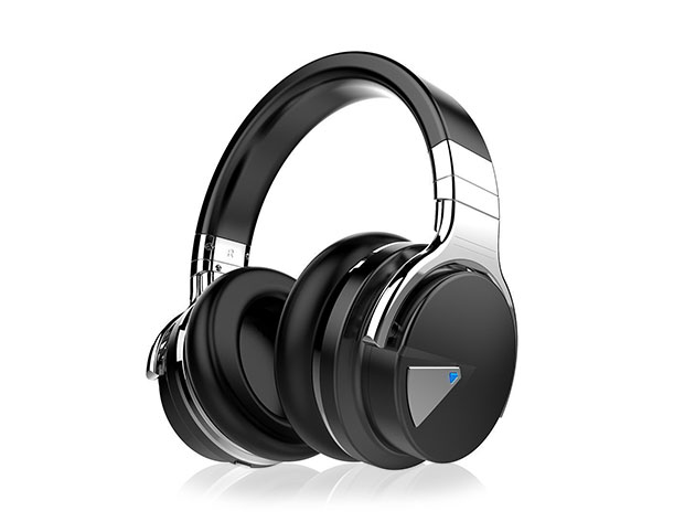 86db3440e64 Over-ear Bluetooth headphones have a comfort and noise-cancelling edge over  most earbuds, and Cowin's E-7 model is no exception.