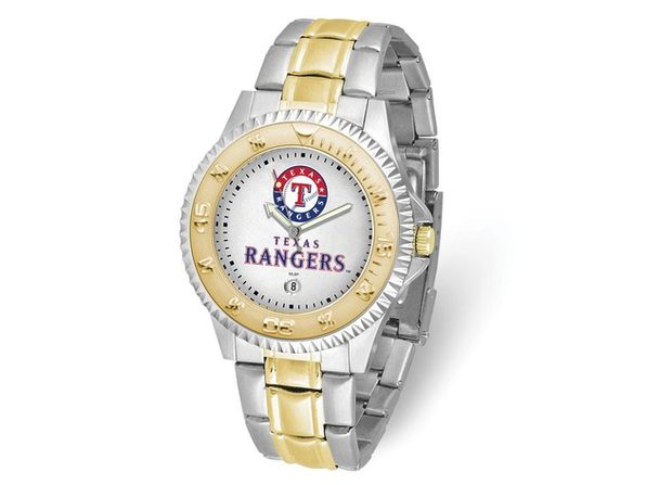 MLB Mens Texas Rangers Competitor Watch - Product Image