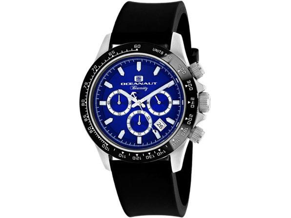 Oceanaut Men's Biarritz Blue Dial Watch - OC6113R - Product Image