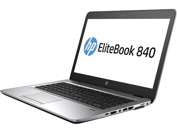 "HP EliteBook 840G2 14"" Laptop, 1.60GHz Intel i5 Dual Core Gen 5, 4GB RAM, 500GB SATA HD, Windows 10 Home 64 Bit (Renewed)"
