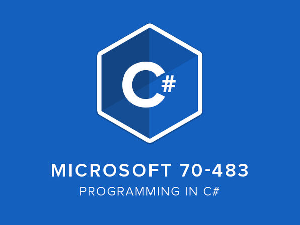 Microsoft 70-483: Programming in C# - Product Image