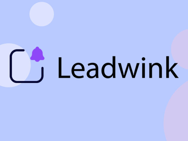 Stack Social Deal for Leadwink: Lifetime Subscriptions