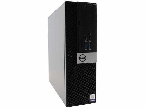Dell OptiPlex 3040 Desktop PC, 3.2GHz Intel i5 Quad Core Gen 6, 4GB RAM, 500GB SATA HD, Windows 10 Home 64 bit (Renewed)