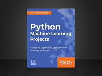 Python Machine Learning Projects - Product Image