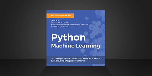 Python Machine Learning eBook - Product Image