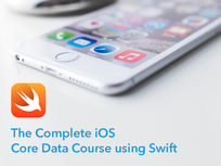 The Complete iOS Core Data Using Swift Course - Product Image