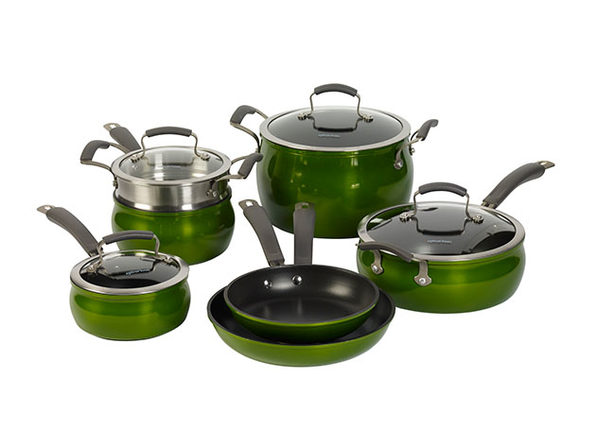 Epicurious 11-Piece Cookware Set