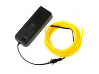 10 ft Neon Light RopeYellow - Product Image