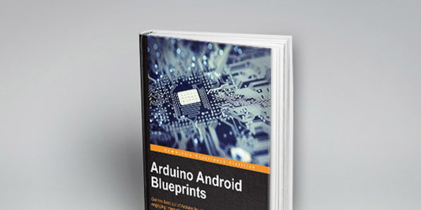 Arduino Android Blueprints - Product Image