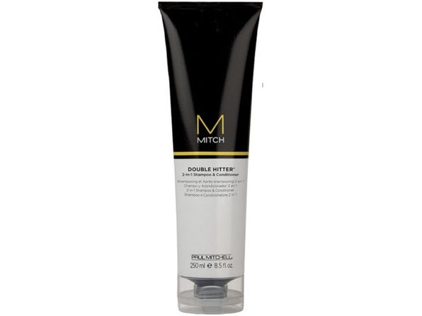 MITCH 46829 Double Hitter 2-in-1 Shampoo and Conditioner - Product Image