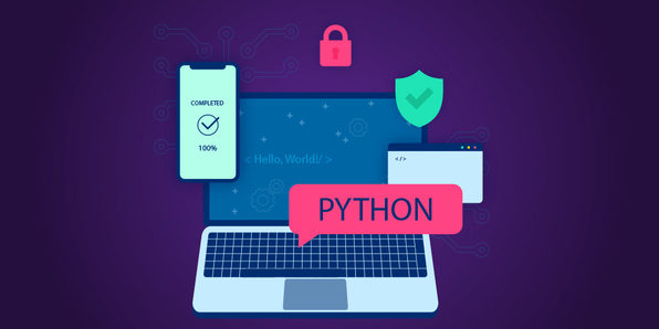 Introduction to Python 3 Training - Product Image