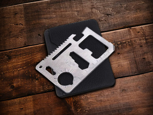Wallet Multi-Function Tool