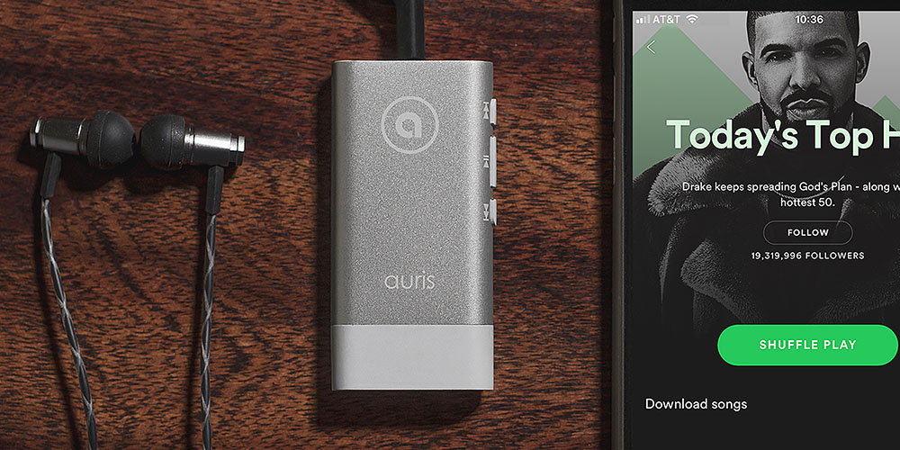 Get the amplify Hi-Fi Wireless Headphone Amplifier for $57.59 with promo code GREEN20