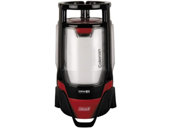 Coleman 2000013867 Signature Lantern CPX 6 Trifecta 2000013867, Red - Red