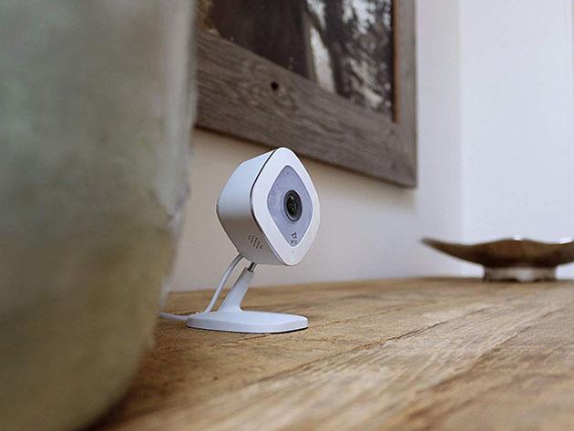 NetGear Arlo Q Indoor Wi-Fi 1080p Security Camera (Refurbished)