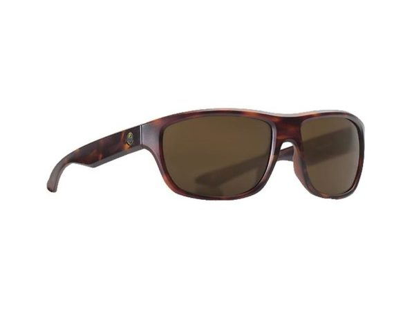Dragon Haunt 32742‑245 Men's Sunglasses Tortoise Frame and Brown Lens - Product Image