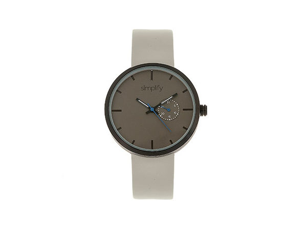 "Simplify ""The 3900 Series"" Men's Quartz Watch (Model 3903)"