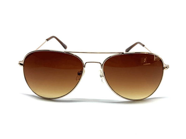 The Loe Sunglasses in Brown