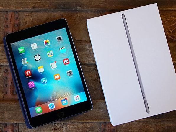 Apple iPad Mini 4 16GB Space Grey - Product Image