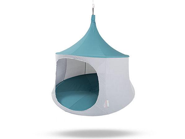TreePod Outdoor Camping Cabana (6Ft/Slate Blue)