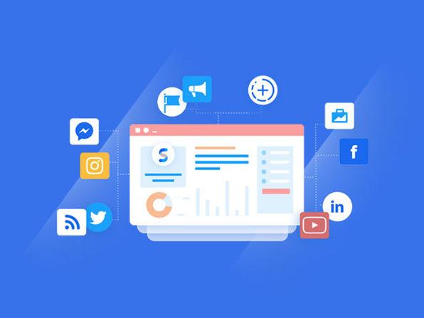 Social Status Reporting Starter Plan: Lifetime Subscription