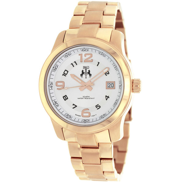 Jivago Women's Infinity Silver dial watch - JV5215 - Product Image