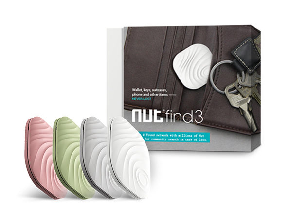 Nut Find 3 Smart Tracker (Gray)