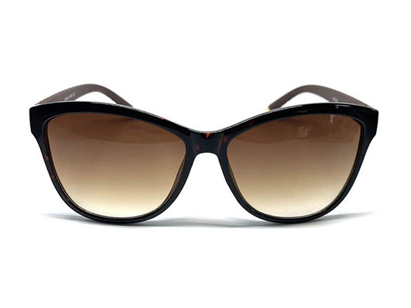 The Louise Sunglasses in Brown