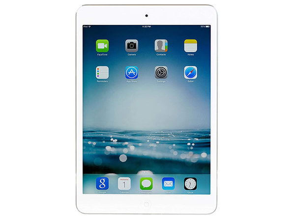 Apple iPad Mini 2 with Retina Display, 32GB - Silver (Refurbished:Wifi only)