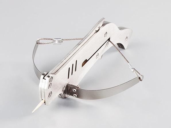 Ace Sniper Silver