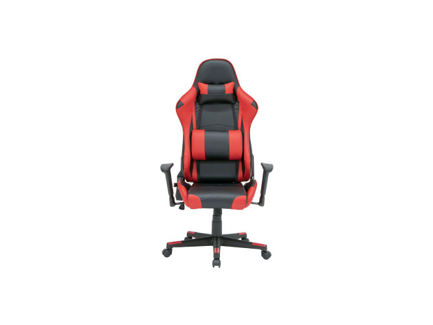 A gaming chair.
