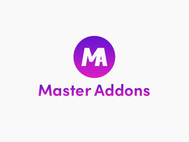 Stack Social Deal for Master Addons for Elementor: Lifetime Subscription