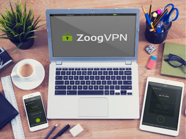 ZoogVPN Lite: Lifetime Subscription (25 Devices)