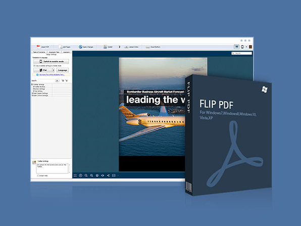 Flip PDF for Windows: Lifetime License
