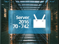 Microsoft 70-742: Identity in Windows Server 2016 - Product Image