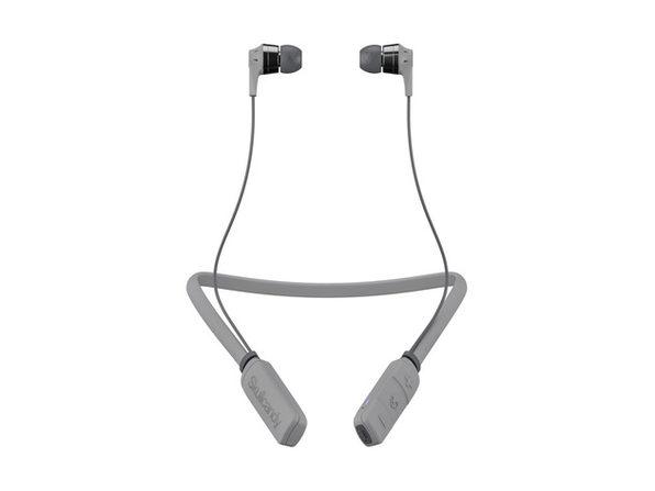 Skullcandy Ink'd® Wireless Earbuds (Street Gray)