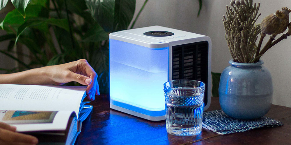evaLIGHT Plus: Personal Air Cooler, on sale for $128.99 (13% off)