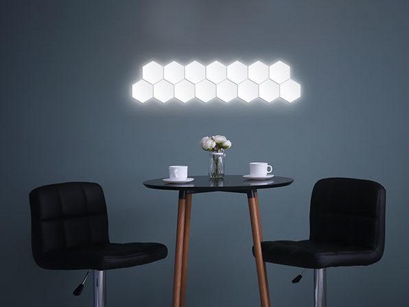 Moderndek Helix Lights - 15 Units - Product Image
