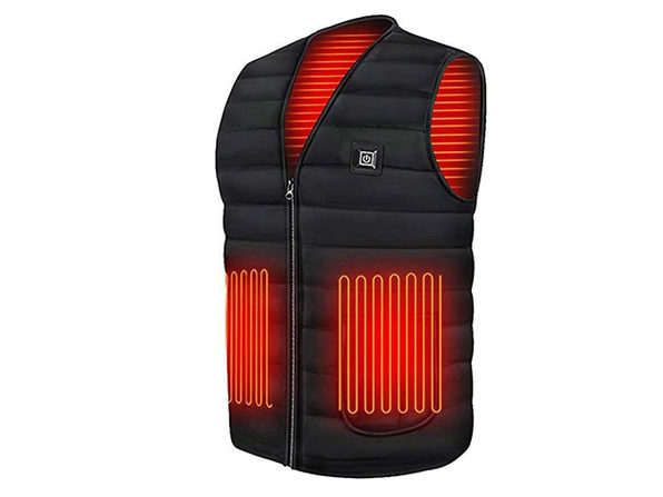 Electric Heated Cotton Vest (XXL)
