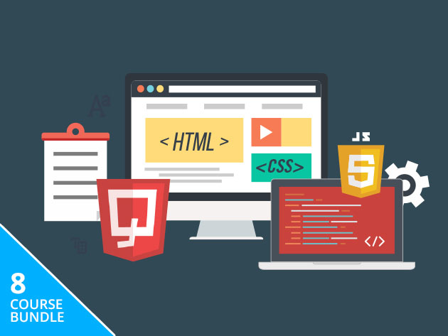 The Ultimate Front End Development Bundle | StackSocial