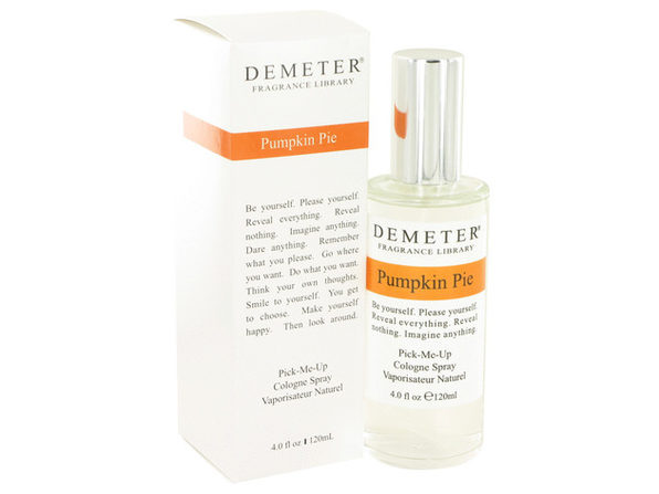 Demeter by Demeter Pumpkin Pie Cologne Spray 4 oz for Women (Package of 2) - Product Image