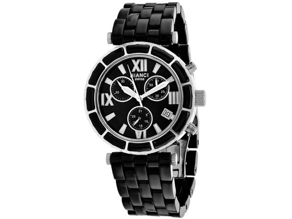 Roberto Bianci Women's Galeria Black MOP Dial Watch - RB26800 - Product Image